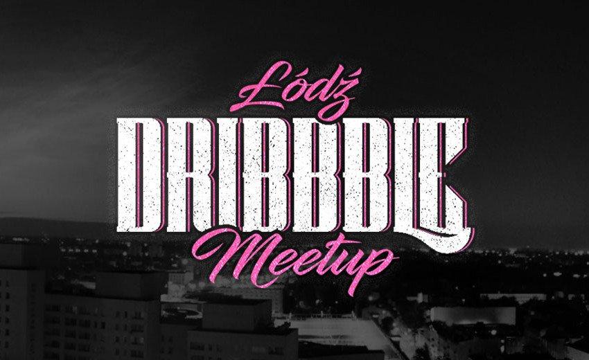 Okładka artykułu Łódź Dribbble Meetup — 8 kwietnia 2017