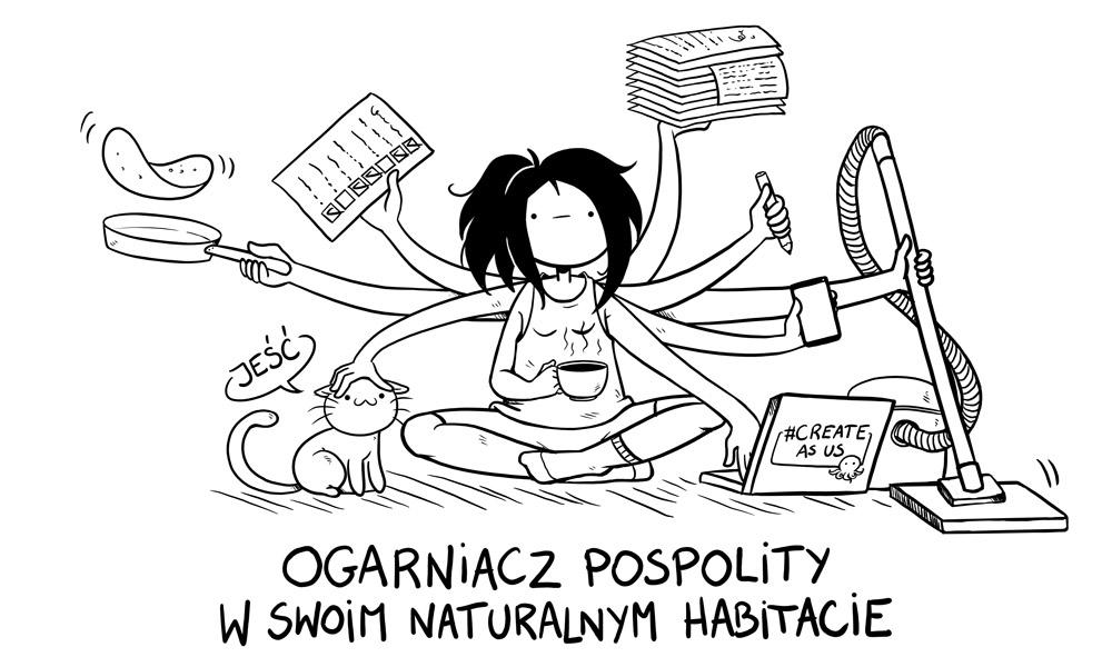 Ilona Myszkowska - MULTITASKING