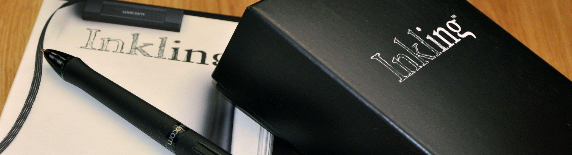 Okładka artykułu Wacom Inkling — Test i recenzja urządzenia
