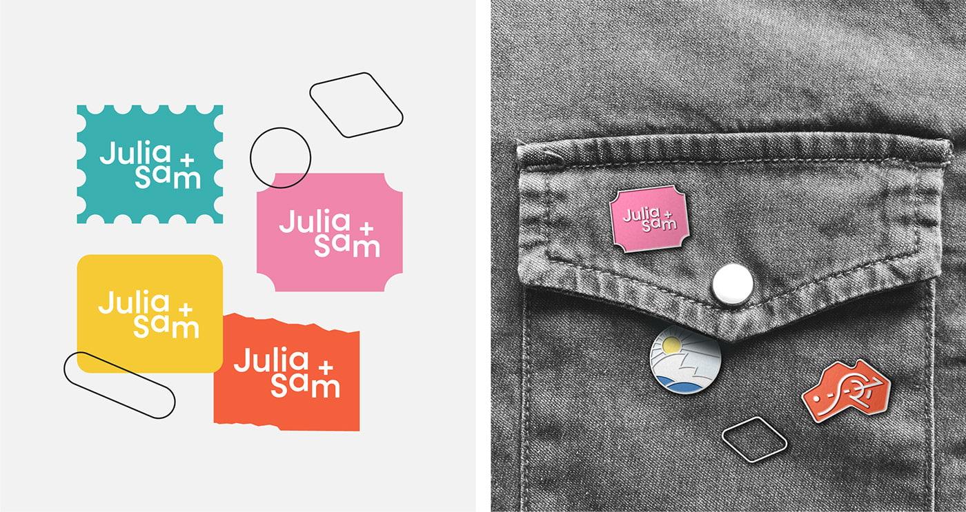 Julia+Sam | Travel & Lifestyle,bisoñ studio