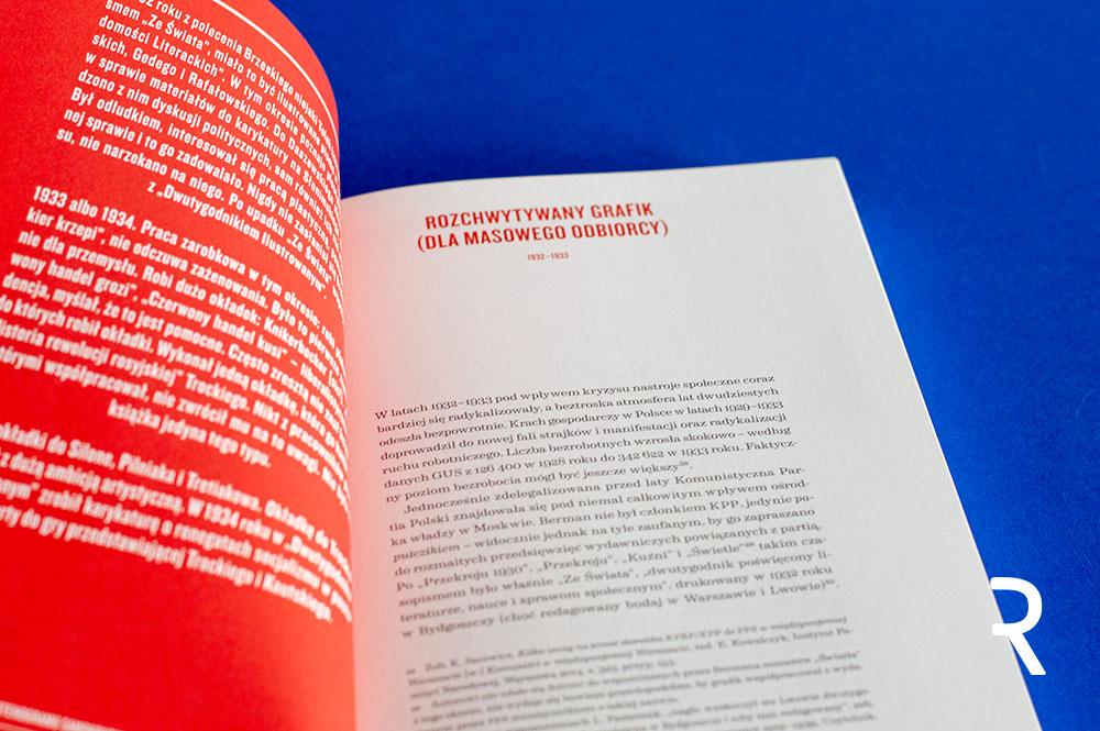 Czerwony monter. Mieczysław Berman: grafik, który zaprojektował polski komunizm