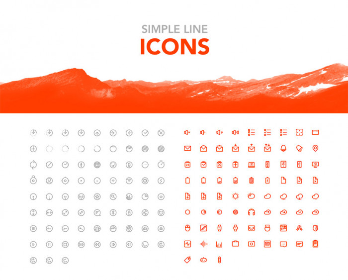 FREE-Simple-Line-Icons-150-FREE-Icons