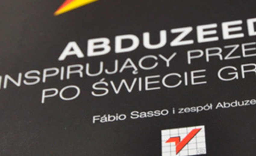 Okładka artykułu Abduzeedo. Inspirujący przewodnik po świecie grafiki — Fábio Sasso – recenzja
