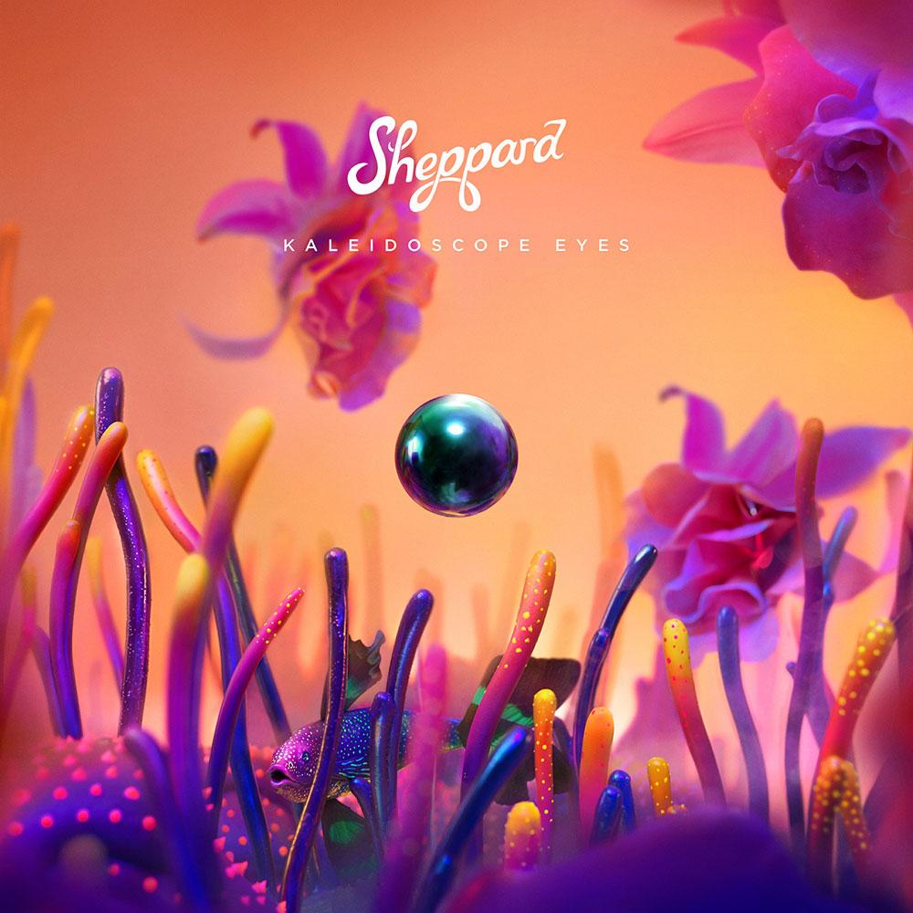 Sheppard — Kaleidoscope Eyes,Ars Thanea