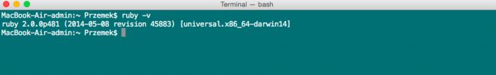 Wstęp do Sass - prepreocesora języka CSS