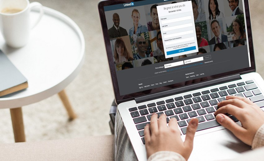 Okładka artykułu Projektant graficzny na LinkedIn — Jak profesjonalnie i skutecznie prowadzić profil osobisty w serwisie? Część 1