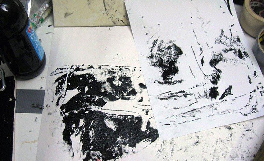 Okładka artykułu Analogowy warsztat — Tworzenie własnych materiałów graficznych