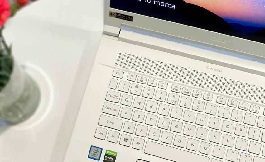 Okładka artykułu Laptop dedykowany profesjonalistom — Recenzja Acer ConceptD 7 Pro