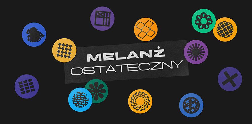 The Ultimate Melange - Master Diploma, Gosia Tekieniewska