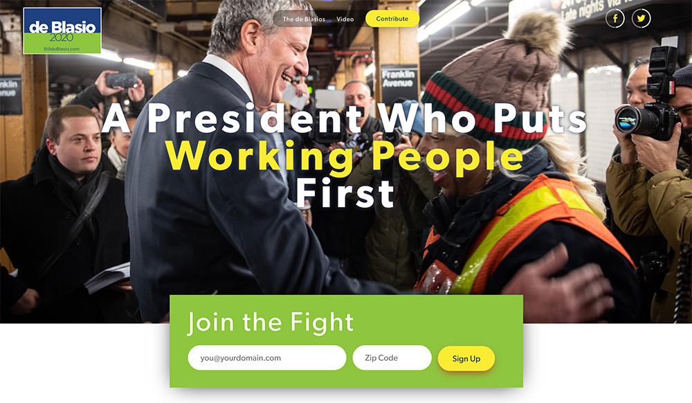 Strona główna kampanii