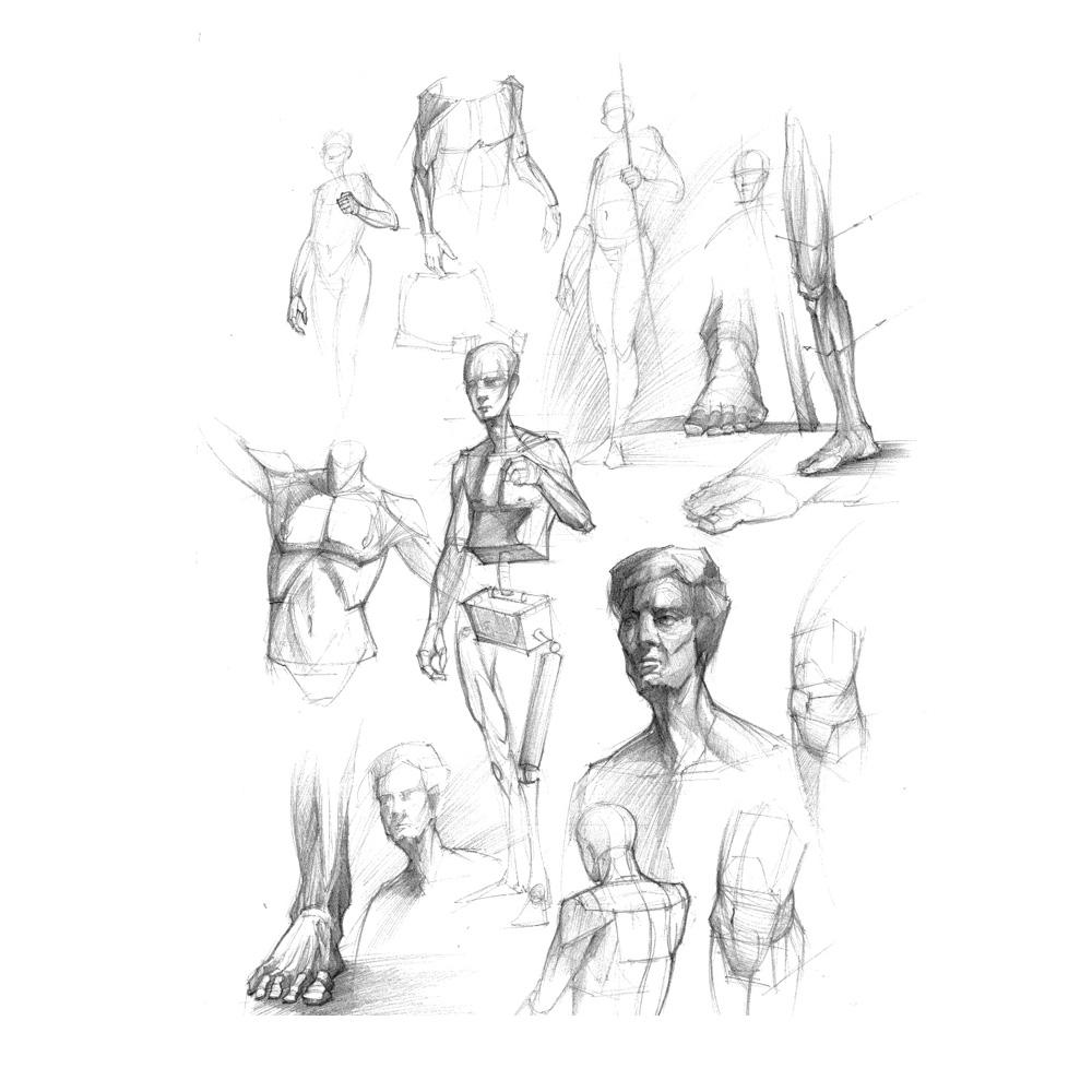 Jak rysować postacie?