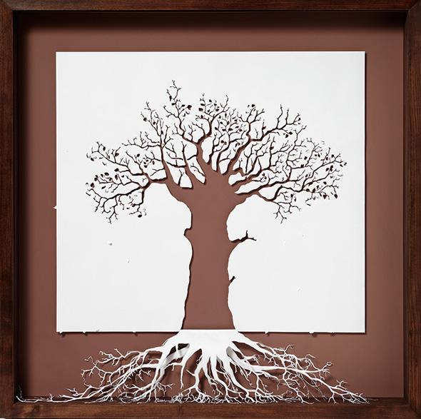 Tree - Peter Callesen