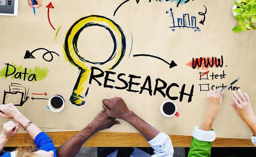 Okładka artykułu Research — Podstawa pracy projektowej
