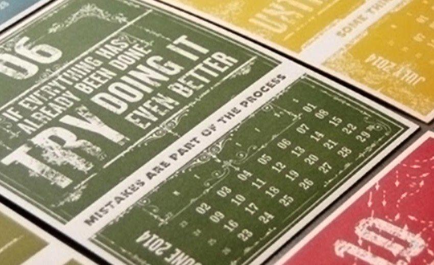 Okładka artykułu Zbliża się koniec roku — Czas na inspirujące kalendarze!
