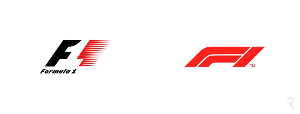Nowe logo F1 2017
