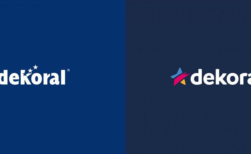 Okładka artykułu Nowe logo Dekoral — Mały kroczek w stronę nowoczesności