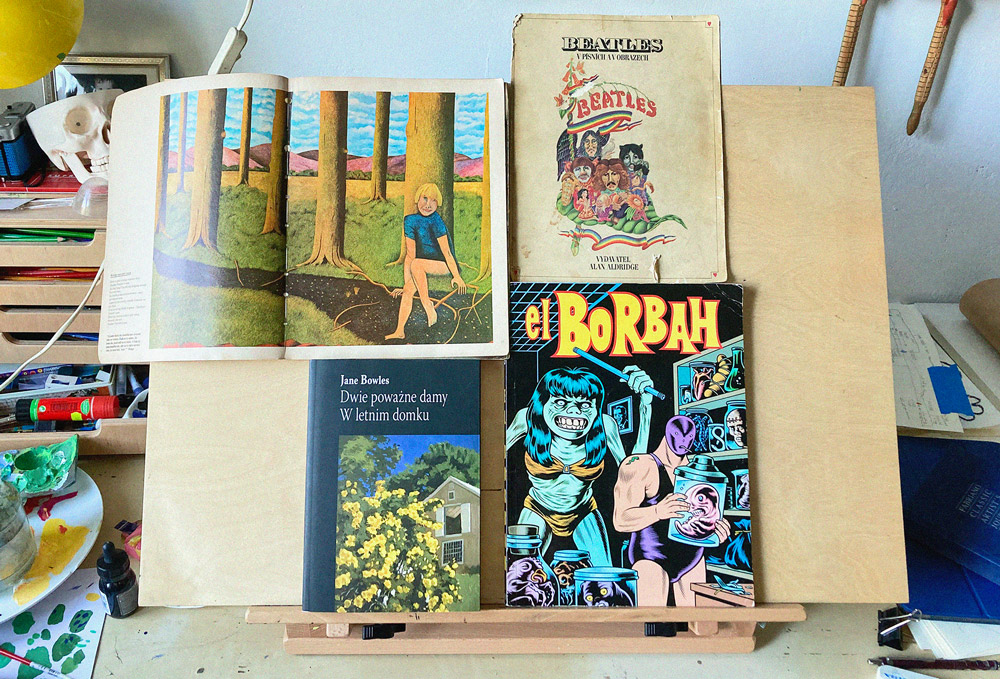 Książki Gosi Herby