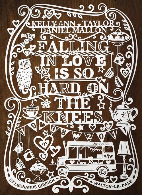 Falling - Julene Harrison
