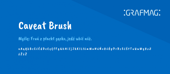 Caveat-Brush