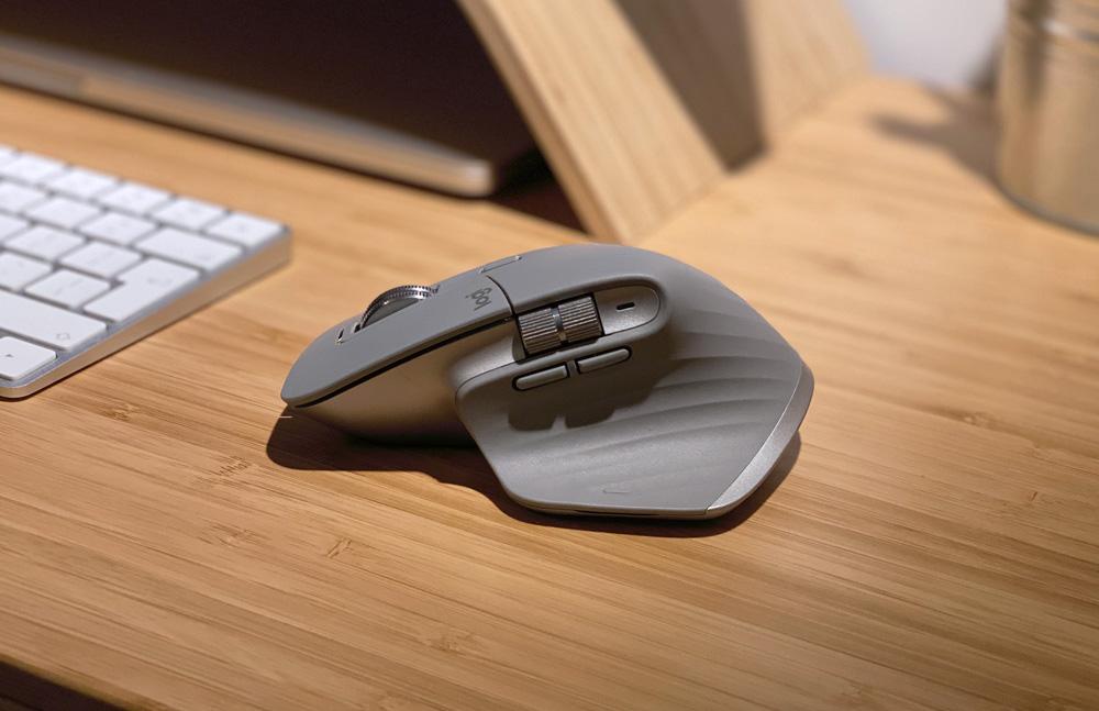 Test i recenzja myszy Logitech MX Master 3