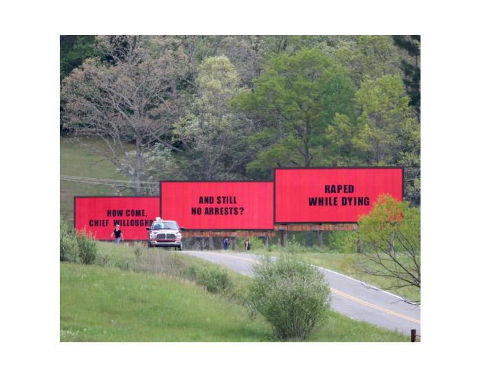 Nominacja: Trzy billboardy za Ebbing, Missouri (2013)