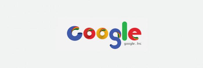 Wielka rewolucja jeżeli chodzi o koncepcje - co wpłynęło negatywnie na przekaz logotypu. Całkowite porzucenie czcionki używanej przez Google oraz dodanie efektu trójwymiaru. Propozycja Mostafa Amina
