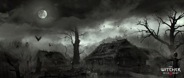 010-marek-madej-swamp-village-by-marekmadej
