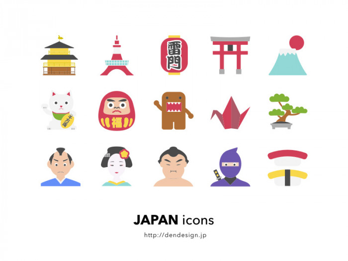 japan-icons