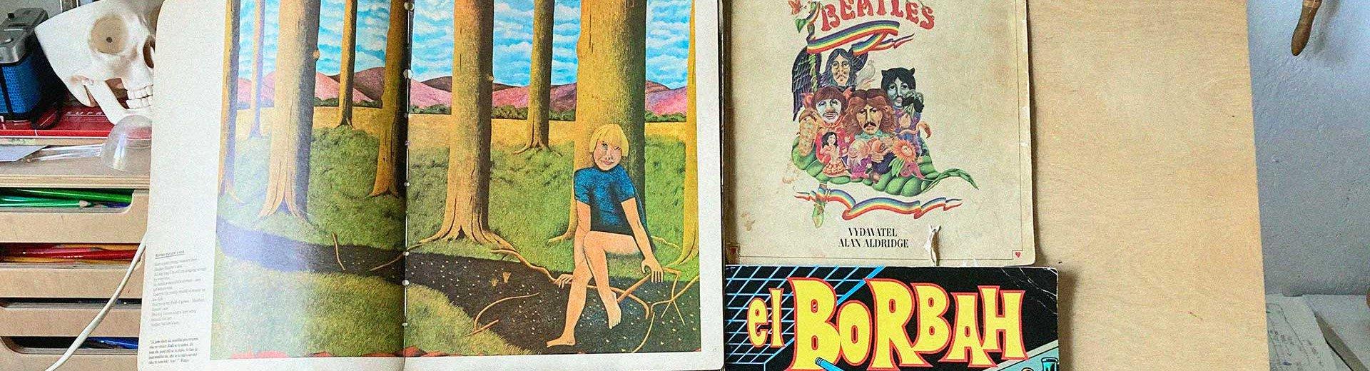 Okładka artykułu Ulubione książki polskich projektantów — Twórcy dzielą się swoimi propozycjami
