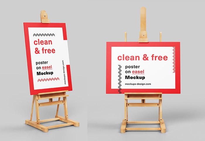 Plakat na sztaludze - freebies, darmowe materiały