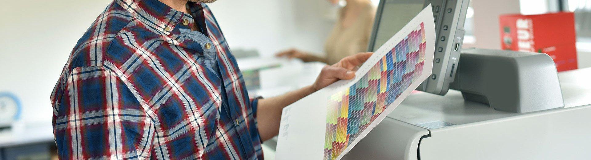 Okładka artykułu Projekt do druku? No to CMYK! — RGB kontra CMYK w praktyce