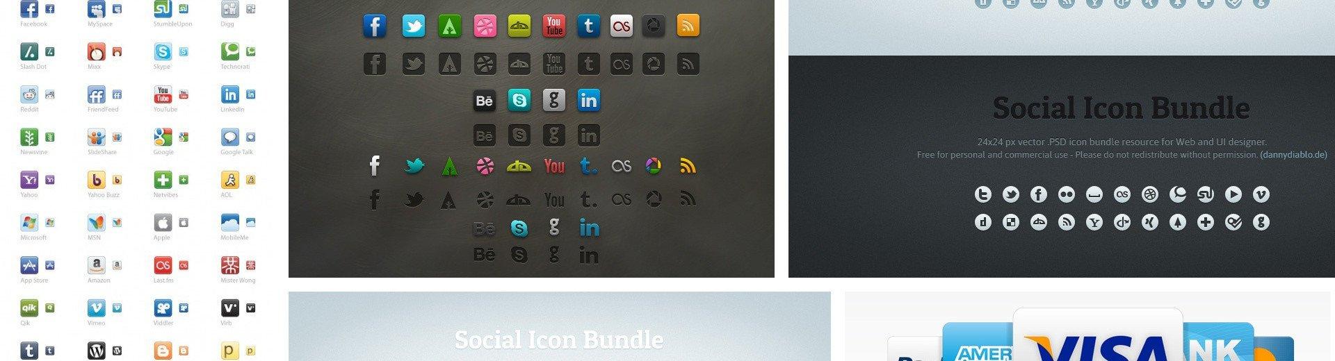 Okładka artykułu 10 paczek ikon — Do użycia w projektach graficznych