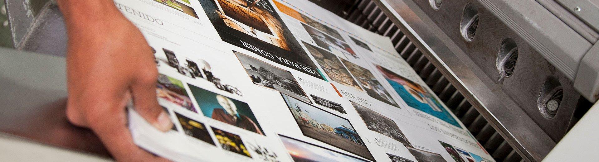 Okładka artykułu Spady, marginesy, linie zgięcia — Co musisz o nich wiedzieć, zanim zaczniesz projektować plik do druku?