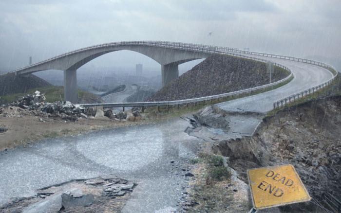 Tworzymy klimatyczna fotomanipulacje sceny poscigu w Adobe Photoshop, maski, deszcz,  (10)