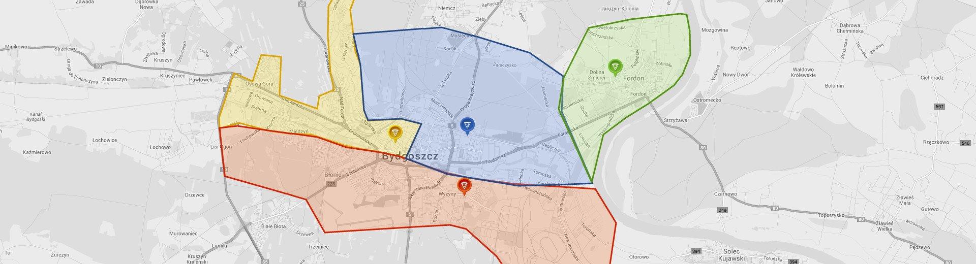 Okładka artykułu Mapa na stronie internetowej — Przy wykorzystaniu Google Maps API