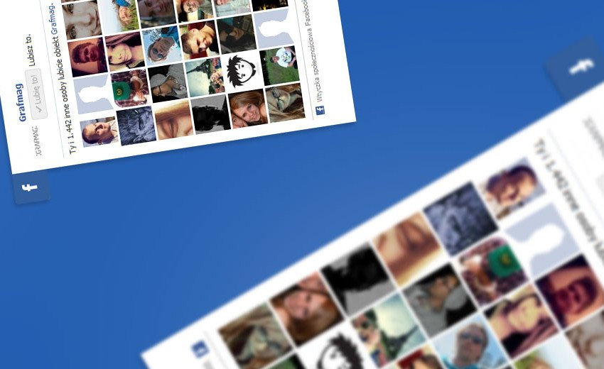 Okładka artykułu Like Box na Twojej stronie internetowej — Tworzymy facebookowy widget