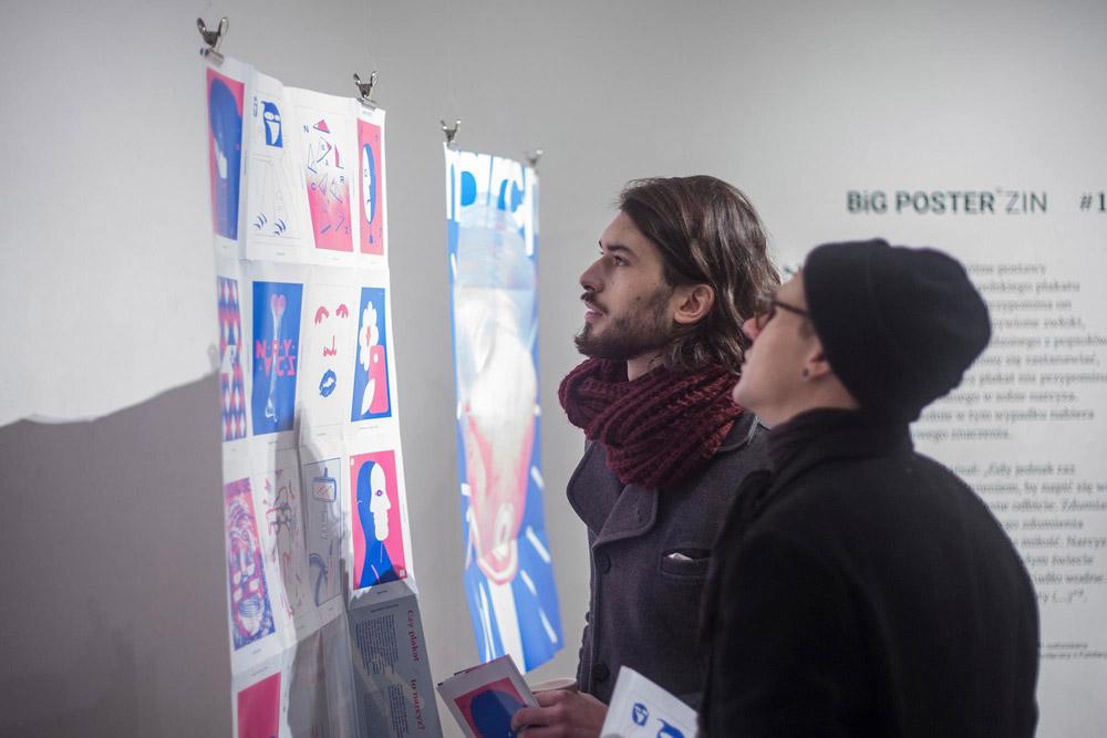 Wystawa Big Poster Zin