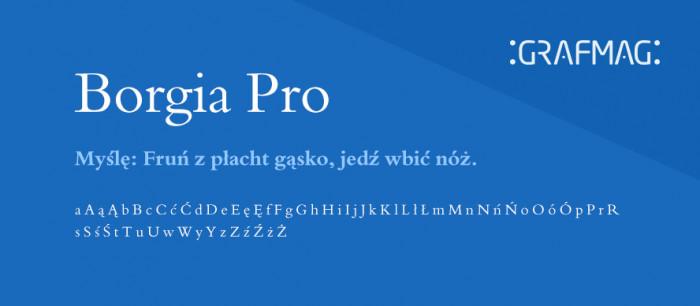 Borgia-Pro
