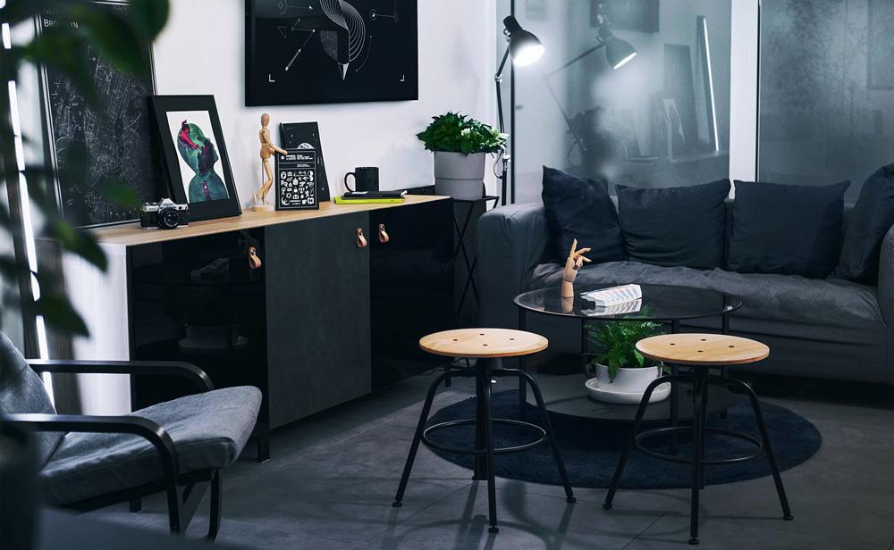 Biurka projektantów - Mateusz Pałka