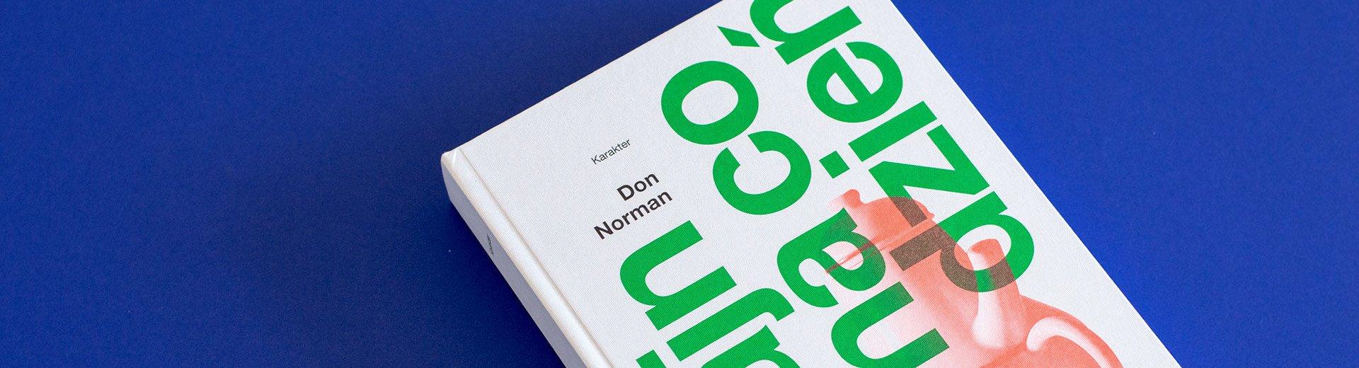 """Okładka artykułu Rzecz o grzechach projektantów — Recenzja książki """"Dizajn na co dzień"""" Dona Normana"""