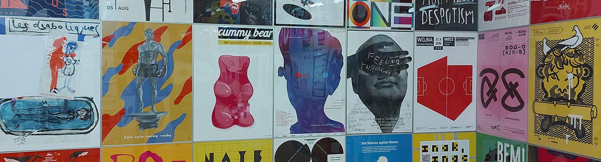 Okładka artykułu Generacja 2.0 Co nam pozostało po Polskiej Szkole Plakatu — Wystawa otwarta, Kielce 14.05-02.06.2021