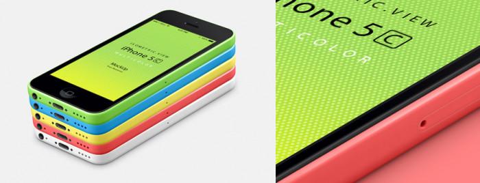 3D-View-iPhone-5C-Psd-Vector-Mockup