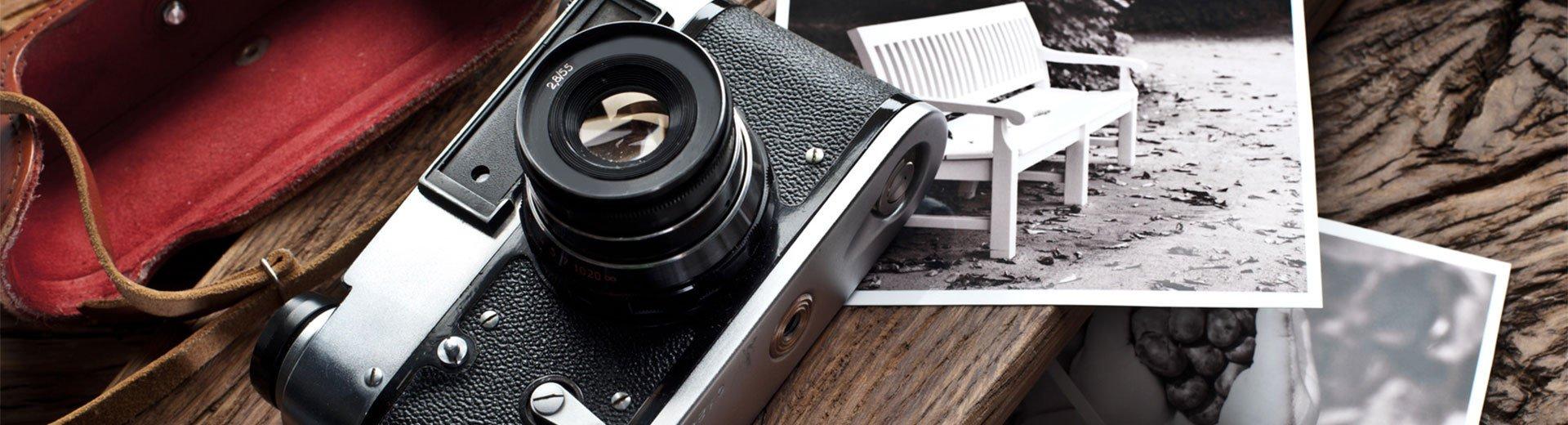 Okładka artykułu Fotografia analogowa w cyfrowym świecie — Rozmowa z Andrzejem Łukaszem