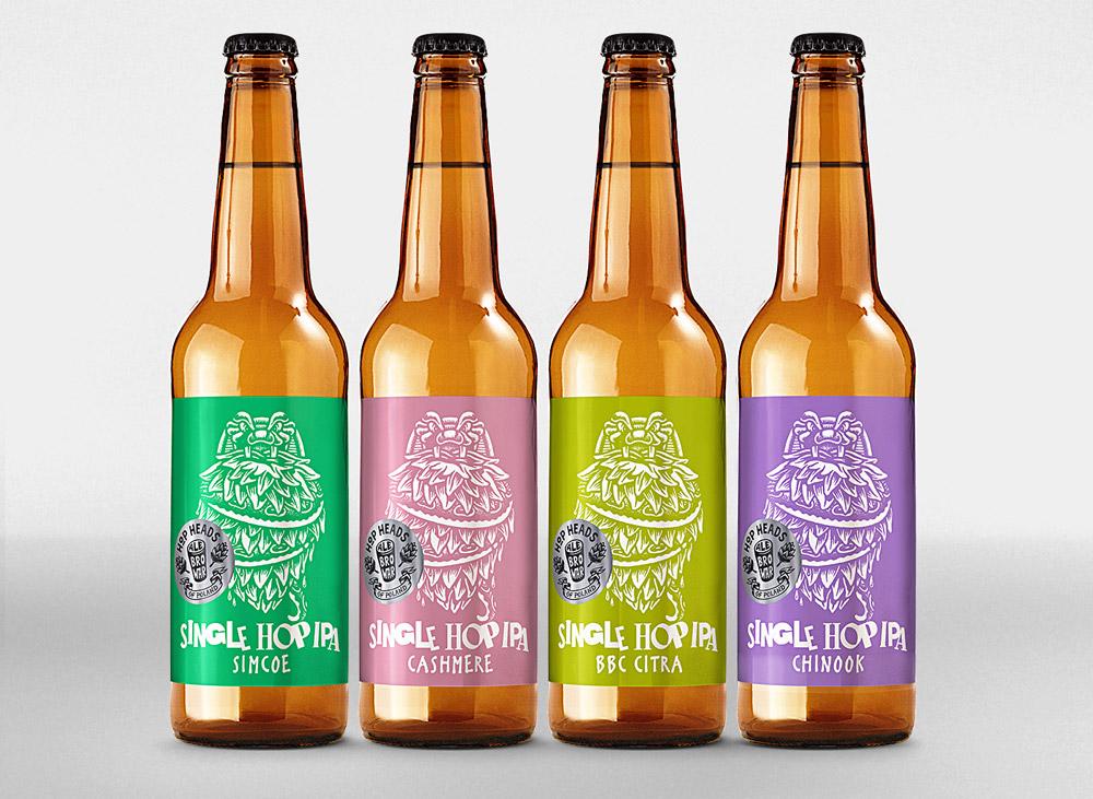 Niesamowite opakowania polskich piw rzemieślniczych