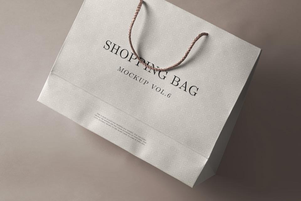 Elegancka torba papierowa