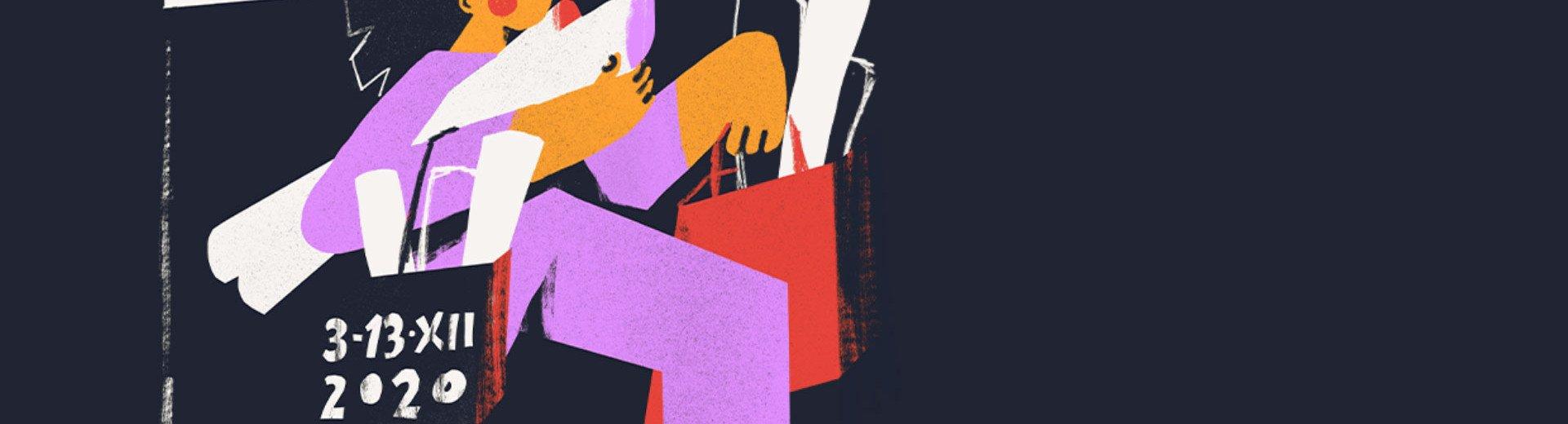 Okładka artykułu Targi Plakatu Online 2020 — Zapraszamy do zakupów!