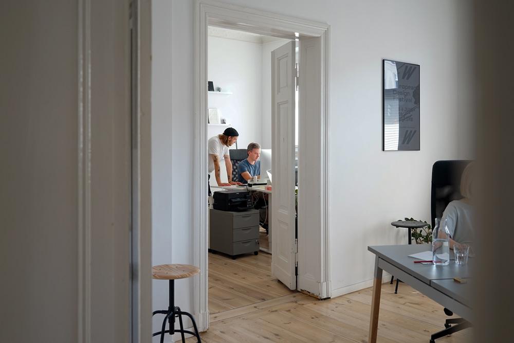 Biurka projektantów - Uniforma Studio