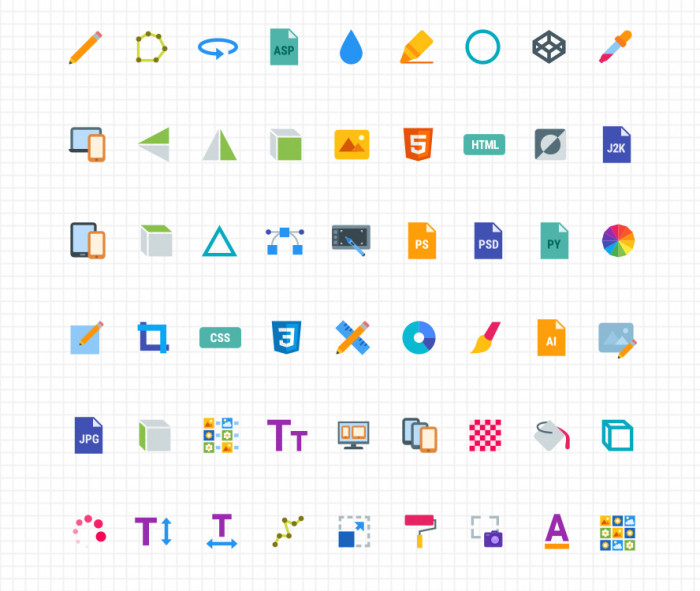 webdesigner-icon-set