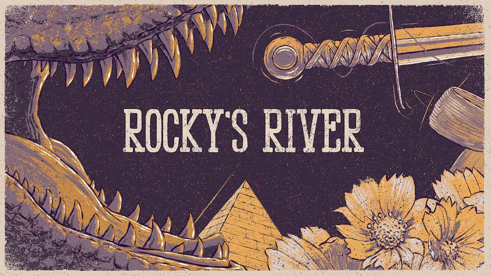 Rocky's River, Bartosz Kosowski