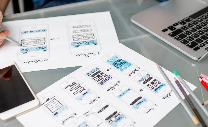 Okładka artykułu Po co grafikowi umiejętności UX? — Czyli dlaczego powinniśmy projektować produkty, które działają